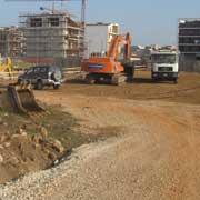 scavi movimento terra